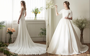 2020款 新款婚礼主纱/出门纱/敬酒礼服