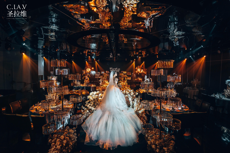 圣拉维高端婚礼会馆(世博花园店)